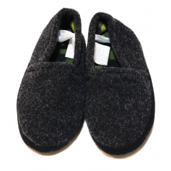 Winter Slippers - Black