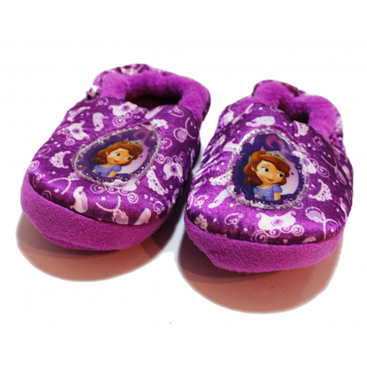 Winter Slippers -  Princess Sofia