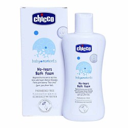 Chicco No-tears Bath Foam 200 ml