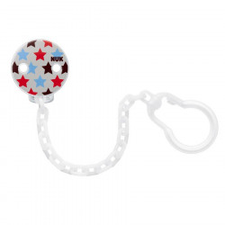 NUK Soother Chain - Assorted (Stars)