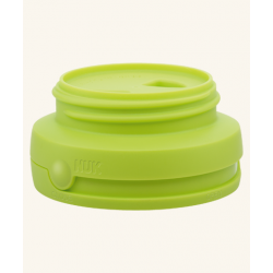 NUK Screw-Top Car for First Choice Baby Bottles BPA-Free Leak-Proof Pack of 1 (Green)