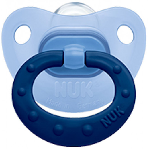 Nuk Silicon Soother Fashion Stage 2 (6-18 months)