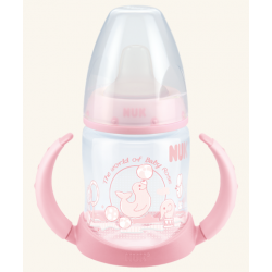 Nuk FC Learner Bottle 150ml with spout-Rose