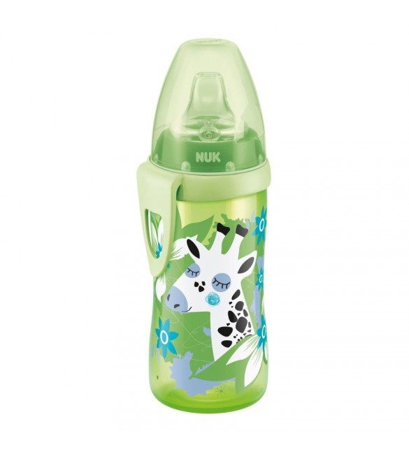NUK Active Cup - Green