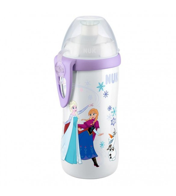 Frozen Elsa & Anna Junior Push Pull Cup