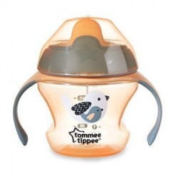 Tommee Tippee First Trainer Cup 4m+ - Orange