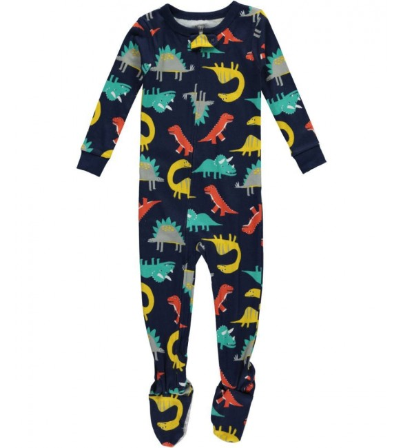 Carter's 1 Pc Cotton, Dino Print -2 years