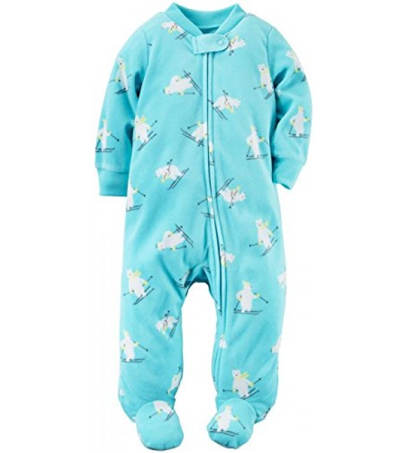 CARTER'S BODYSUIT, 3 Months (Blue)