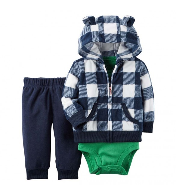 Carter's baby clothing 3 Pcs 6 Months & 9 Months & 18 Months