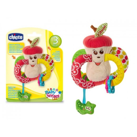 Chicco Acivity Rattle Apple