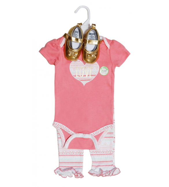 Baby Gear 3 piece set-LOVE