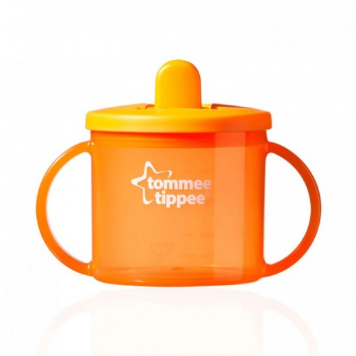Tommee Tippee Essentials First Cup 4m- Offer!