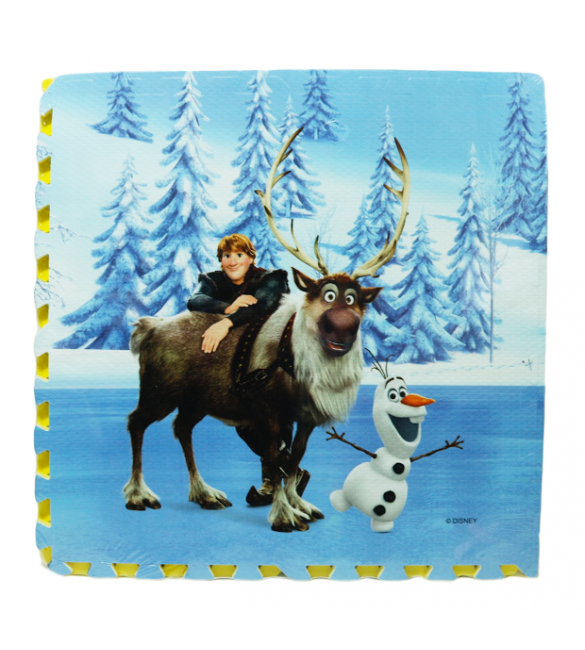 Frozen Play Mat For Kids