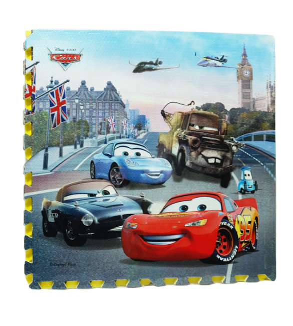 Cars Play Mat For Kids
