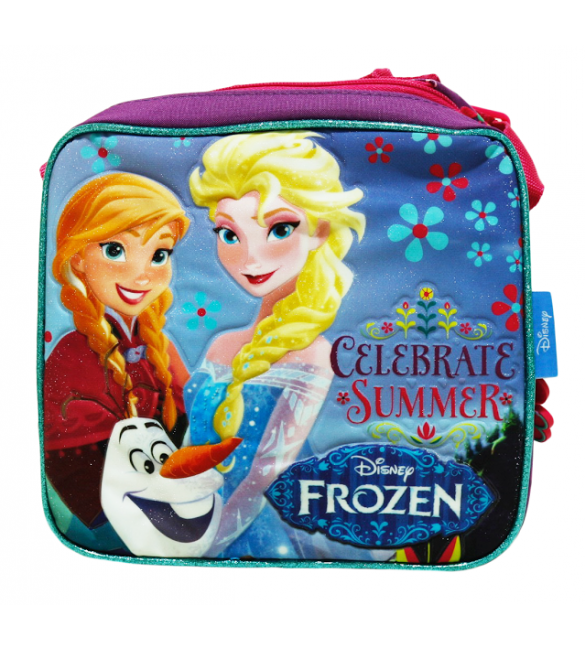 Frozen Lunch Bag - Elsa And Anna