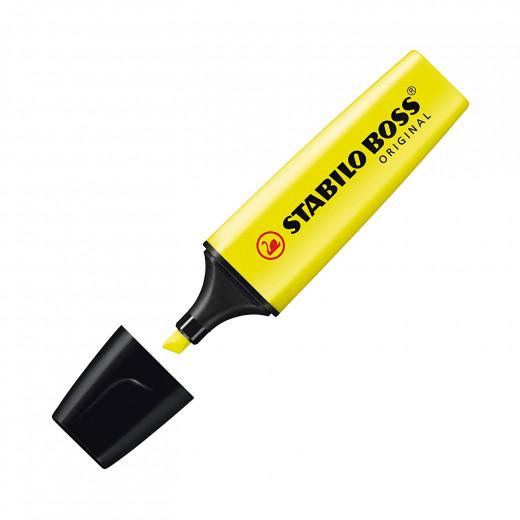 Stabilo Boss Original Highlighter - Yellow