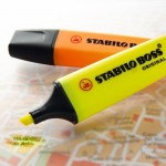 Stabilo Boss Original Highlighter - Red