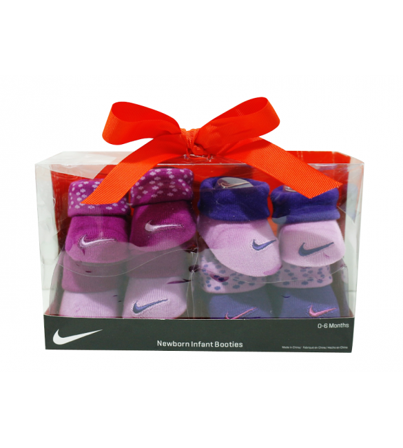 Nike shoes For Babies 0-6 Months (Purple)