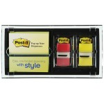 Stabilo Post-it Pop-up Note and Flag Dispenser for 3 x 3-Inch Notes