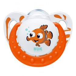 Nuk Soother Silicone Disney Dory Stage 2 (6-18 months)
