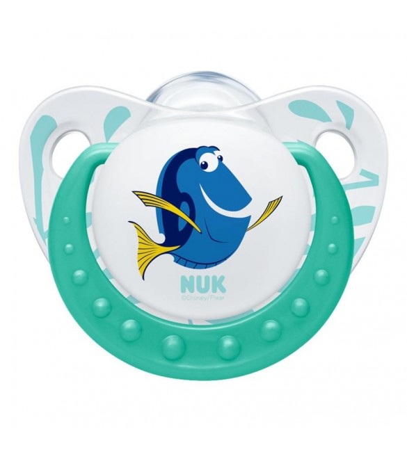 Finding Dory Orthodontic Silicone Soother (Dory) - Stage 2