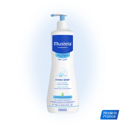 Mustela Hydra Bebe Body lotion 300ml (New Package)