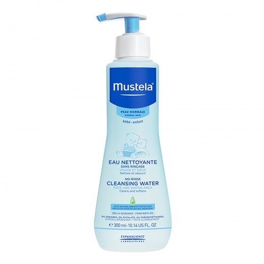 Mustela Physiobebe Cleansing Water 300ML