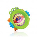 Nuby iMonster Non-Skid Toddler Plate