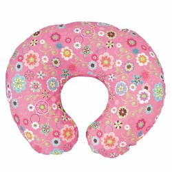 Chicco Boppy Pillow Cotton Slipcover - Pink