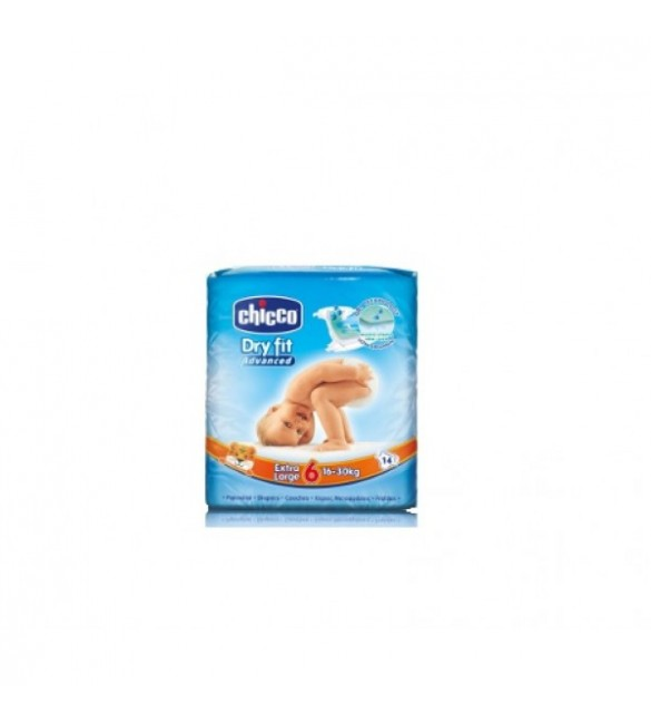 CHICCO DRY FIT PLUS XL 16-30KG