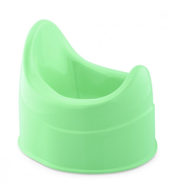 Chicco New Anatomical Potty-green