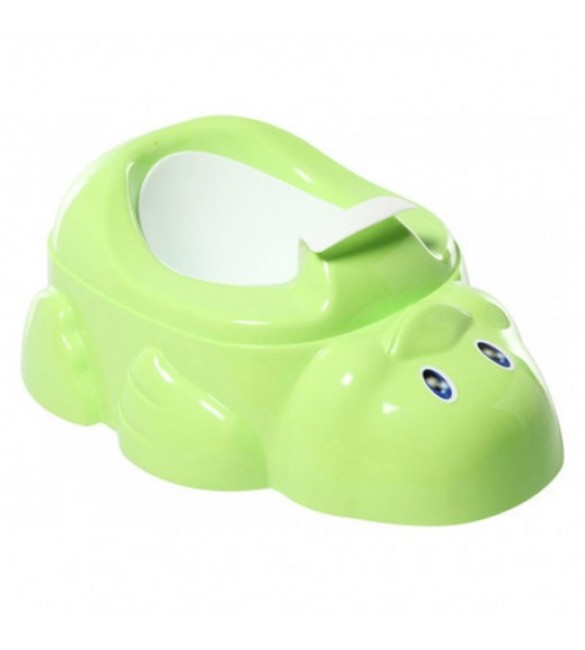 Chicco Anatomical Potty With Inner Potty - Duck Shape Green