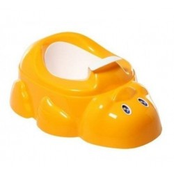 Chicco Anatomical Potty With Inner Potty - Duck Shape orange