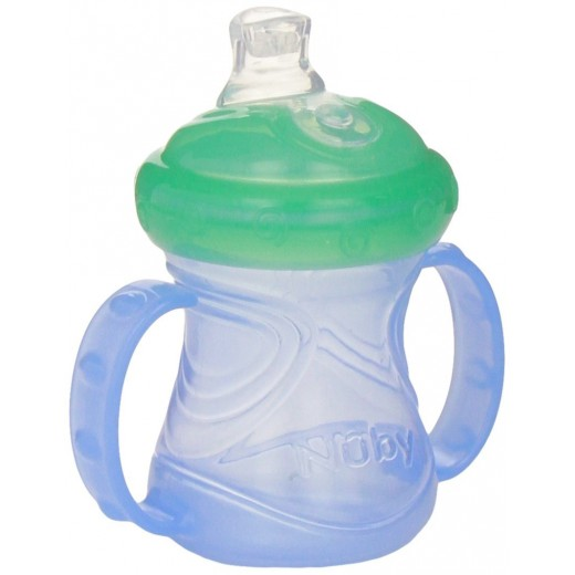 Nuby No Spill 4-in-1 Cup - Blue