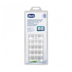 Chicco Main Socket Covers  12 Pieces-10Ampere