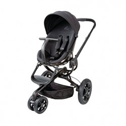 Quinny Moodd Stroller, Black Devotion