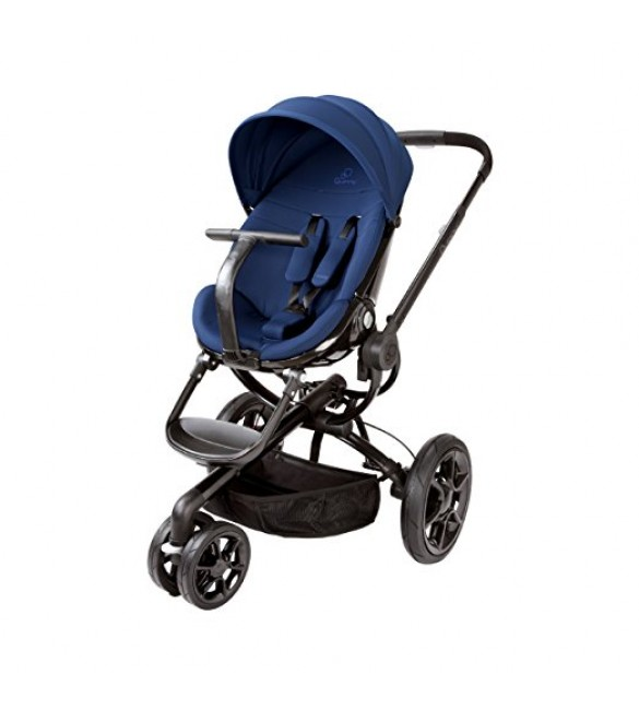 Quinny Moodd Pushchair, Blue Base
