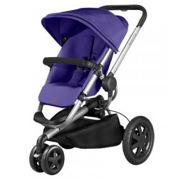 Quinny Buzz Stroller - Blue Base