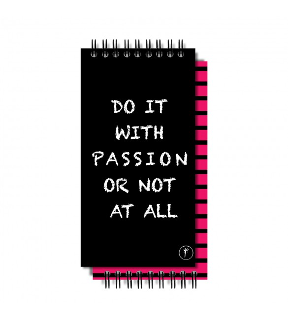 Do it with passion or not at all To-Do-List