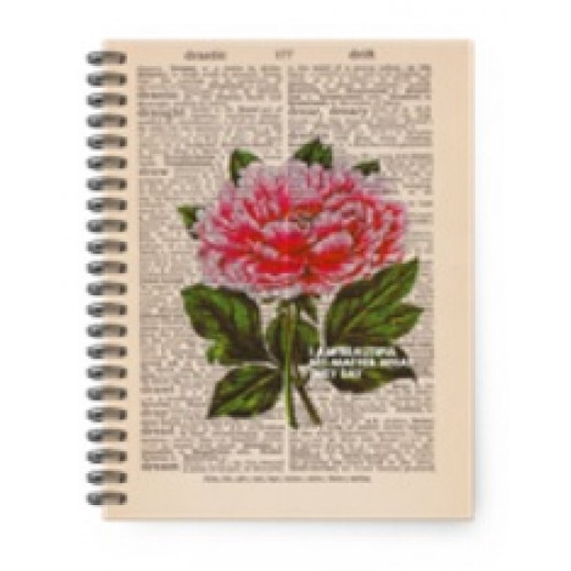 Notebook Wire Small - I Am Beautiful No Matter What they Say - 16x11.5cm