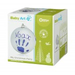 Baby Art My Christmas Fairy Bauble (Silver)