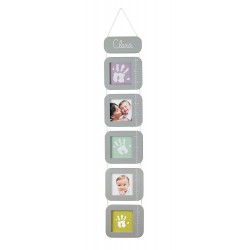 Baby Art Measure Me Height Print Chart