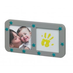 Baby Art Phospho Glow-in-the-Dark Print Frame