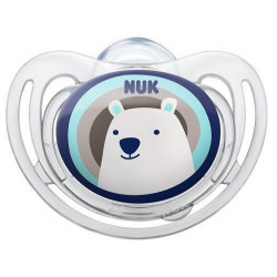 Nuk Si Soother Stage 2 Free Style (6-18 months)