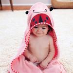 Skip Hop Zoo Hooded Towel - Ladybug