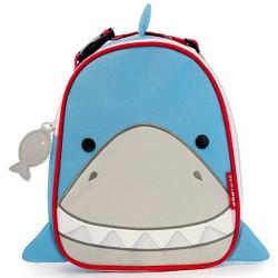 Skip Hop Zoo Insulated Lunch Bag, Shark