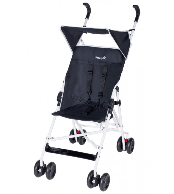 Safety 1st  Peps + Canopy Black And White