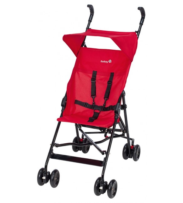 Safety 1st  Peps + Canopy Red