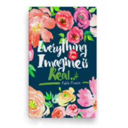 Notebook Smal Everything You Can Imagine Is Real