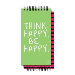 To Do List YM Sketch-Think Happy Be Happy